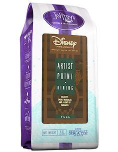 Joffrey's offers Disney coffee blends |and more Disney news at the Disney Bloggers Collection. http://disneybloggers.blogspot.com.