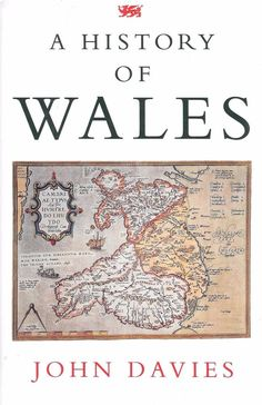 A History of Wales 1993 1st Edition Hardcover