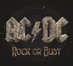 The monolith of hard rock that is AC/DC soldiers on despite the 'strange situation' it is in. Rock or Bust is the first AC/DC album without founding member Malcolm Young, who is sadly now in a spec. Angus Young, Heavy Metal, Avenged Sevenfold, Lps, Phil Rudd, Rock And Roll, Historia Do Rock, Ac Dc Rock, Rock Y Metal