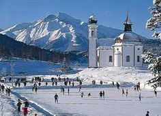 Seefeld. My favourite place to spend Christmas