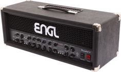 EnglPowerball II 100W Tube Guitar Amp Head.  Almost as good as the Invader, and at a better price!  I have owned one of these.