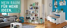 Platzsparende Möbel für kleine Räume - bei Tchibo