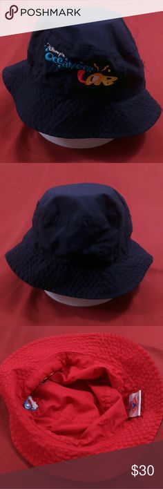 Disney Cruise Fishers Hat Gently Used Condition! Size Tag Missing.  One Size. Adjustable.  Please, review pics. Contact me if you have questions. Smoke/Pet free home. Disney Accessories Hats