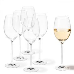 LEONARDO 081431 Whitewine Cheers Glass, Set of 6 * You can find out more details at the link of the image.