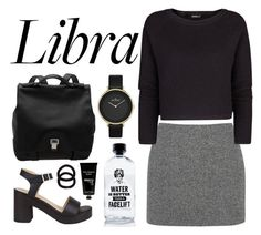 """""""Untitled #34"""" by justekam on Polyvore featuring T By Alexander Wang, MANGO, American Apparel, Proenza Schouler, Skagen, John Lewis, TokyoMilk and Aquaovo"""