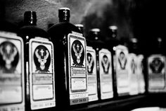 A little Jagermeister on opening night party #siff11 - Photography by Megan Clouse Photography