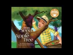 Did you know every tree begins as a tiny seed? Help children explore and understand the lifecycle of an apple tree with this colorful title and upbeat music! Bee Activities, Trees For Kids, Next Generation Science Standards, Bee Pollen, Language Development, Apple Tree, Head Start, Life Cycles, Early Learning
