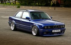 I'm obsessed with E30! It could be love.