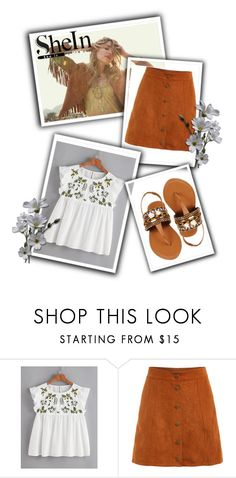 """""""Sin título #2250"""" by miushka ❤ liked on Polyvore featuring Vanessa Mooney"""