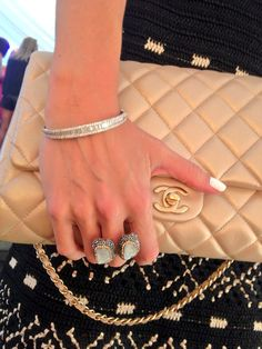 It's all in the details | Chanel bag | soru jewellery ring | www.sorujewellery.com