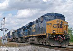 csx cordele   ... , CSXT Railroad Locomotives Cordele Georgia, CSX Freight Train…