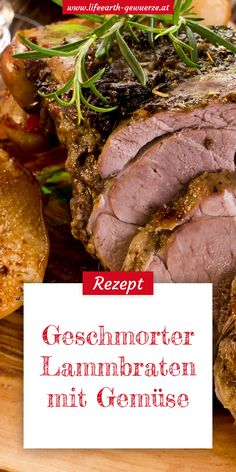 Keto, Recipes, Food, Meat, Lamb Steak Recipes, Chef Recipes, Lamb Roast Recipe, Recipies, Essen