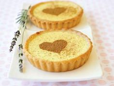 This delicious South African milk tart recipe is delicious as a morning or afternoon addition to a great coffee or pot of tea. Or enjoy a delicious dessert by adding ice-cream and a gooseberry coulis. Custard Recipes, Tart Recipes, Cooking Recipes, Yummy Recipes, Recipies, Stella Recipe, Milk Tart, Mini Milk, Great Desserts