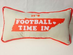Tennessee Volunteers It's Football Time by WHIMSICALandWITTY