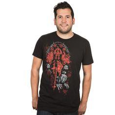World of Warcraft Death Knight Legendary Class Premium Tee