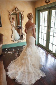 Vera Wang Wedding Gown