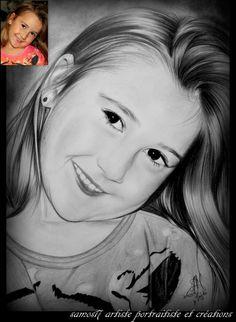 #dessin #crayons #portraitiste  #je donne vie à vos envies #portrait sur commande.#samos17
