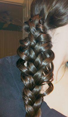 braid and curls?