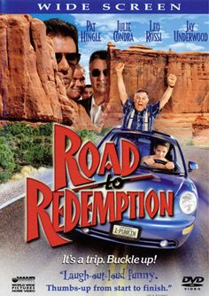 "Road to Redemption - Christian Movie/Film on DVD with Pat Hingle. Take a seat next to Amanda. She's in trouble … big trouble. Back in Las Vegas, she and her boyfriend Alan ""borrowed"" money from her boss. Now Amanda finds herself 250,000 in debt and on the run from the Mob. http://www.christianfilmdatabase.com/review/road-to-redemption/"