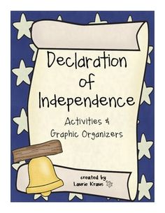 Declaration of Independence Fill-in-the-Blank | CC 3 week 4 ...