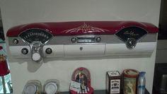 '56 Chevy wall art