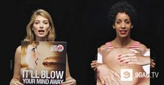 This Video Reveals How Ads Are Filled With Sexism And Objectification Of Women (NSFW) - The project fights against sexist advertisements in a sarcastic way. Objectification Of Women, Most Viral Videos, Advertising, Ads, Consumerism, Mindfulness, Movie Posters, Film Poster, Consciousness