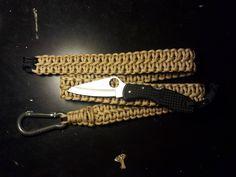 Useful belt idea for my paracord stash