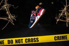 """Sneaker Politics Draws Inspiration From 'True Detective' for New Balance """"Case 999″"""