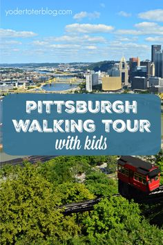 Visiting Pittsburgh doesn't have to cost an arm and a leg! Here's a walking tour of Pittsburgh to take with your kids. Updated with interactive maps. Plus where we stayed and tips for if you go. See family-friendly Pittsburgh on a budget! Travel Usa, Travel Tips, Travel Ideas, Travel Hacks, Travel Packing, Budget Travel, Travel Photos, Travel Couple, Family Travel