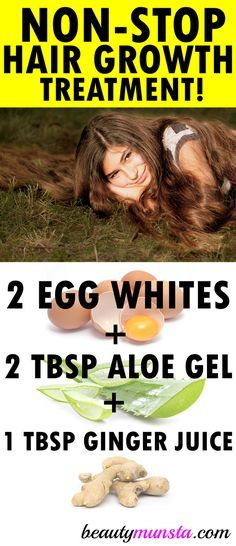 Aloe Vera and Egg for Hair Growth - beautymunsta - free natural beauty hacks and more!