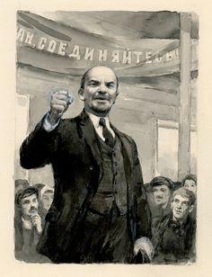 Bolshevik Revolution, Vladimir Lenin, The Bolsheviks, Poster Boys, Communism, Social Justice, Revolutionaries, Flower Art, Concept Art