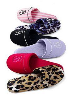 Victoria's Secret Womens Winter Slippers
