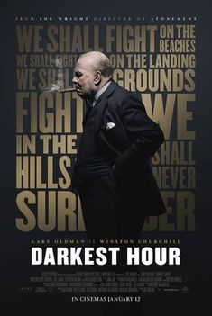 #Darkest Hour received 6 #Oscar nominations including best picture, best production design, and best costume design. 2018 #AcademyAwards
