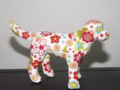 Decopatch Dog Puppy Pet Papier mache Shape Model Craft