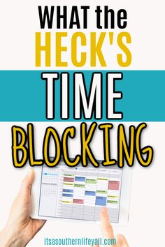 Up your time management game and get more done using this super-secret method of time blocking. Toss your to-do list and become more productive when you block schedule your time. When you learn how to use time blocking and time blocking planner, your days will be highly productive and you will take control of your time. #productivity #timemanagement #getmoredone #timeblocking #organization #timemanagementtips #personaldevelopment Management Games, Time Management Tips, Block Scheduling, Super Secret, How To Stop Procrastinating, Simple Life Hacks, Successful People, Getting Things Done, Being Used