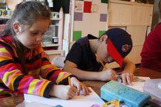 GoldenKeyArt.com Art lessons for kids.. Photo by Vladimir Vasilyev