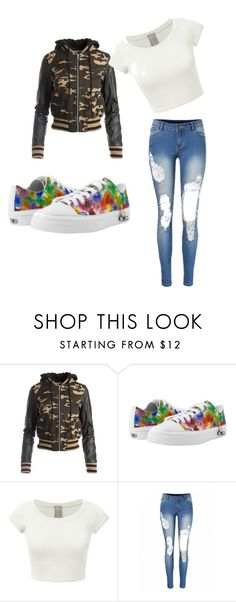 """What to wear in school"" by itsofia on Polyvore featuring Sans Souci"