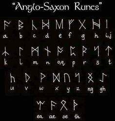 Rune Alphabet • Luna-s Grimoire Alphabet Code, Alphabet Symbols, Rune Symbols, Norse Alphabet, Witches Alphabet, Witchcraft Symbols, Roman Alphabet, Ancient Alphabets, Ancient Symbols
