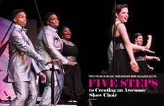 Tips from an Arranger and Adjudicator: Five Steps to Creating an Awesome Show Choir - Productions Magazine