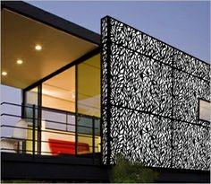 t le perfor e d corative d coupe de formes abstraites tole decoratives pinterest. Black Bedroom Furniture Sets. Home Design Ideas