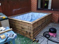Pas de budget pour une jolie piscine? Faites en une vous même! Petites idées rafraîchissantes pour votre piscine à faire soi-même! - DIY Idees Creatives