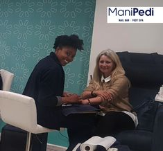 Another #ManiPediMonday to kick off your week! Let us know how you got your nails dirty this past weekend and you can win a R100 #ManiPedi voucher.