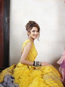 Madhuri Dixit (always gorgeous!)