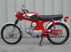 Honda S 90 or super 90 In 1964 it was the hottest little bike in a world of mopeds and Cushman scooters