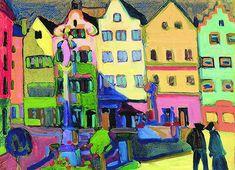 Wassily Wassilyevich Kandinsky 16 December  1866 – 13 December 1944) was an…