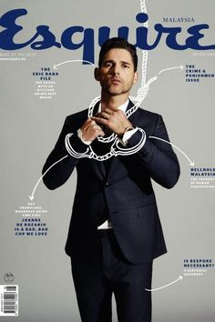 Different #cover. I like it. Esquire (Malaysia)