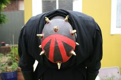 darth maul horn placement - Google Search