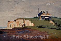 Coastguard                         Station by Eric Slater, copyright © James                         Trollope