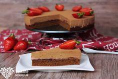 Brownie s čokoládovou aha penou - Tinkine recepty Pavlova, Cheesecakes, Brownies, Sweets, Desserts, Cake Brownies, Tailgate Desserts, Deserts, Goodies