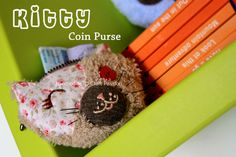 Kitty Coin Purse - Free Sewing Pattern | Craft Passion - Page 2 of 2